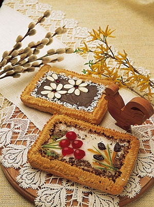 The divine art of the Easter mazurek
