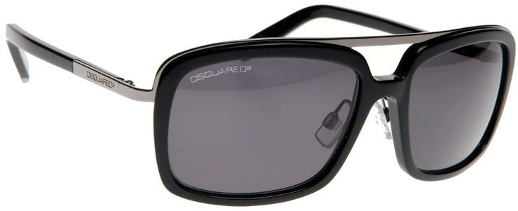 DSQUARED SUNGLASSES DQ 0026 01A BLACK DSQURED2. 100% Authentic & Genuine - Guaranteed!. Guaranteed Brand New!. With Original Case and Packaging as Provided by the Manufacturer. MADE IN ITALY.