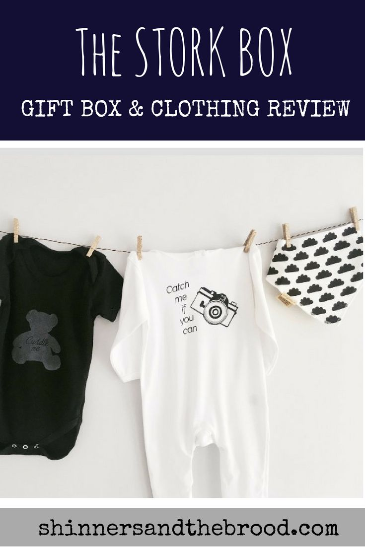 Read our Stork Box Review to find out what we thought of their range of pre-packed hospital bags, gift boxes and kids' clothing. Discount Code included. www.shinnersandthebrood.com