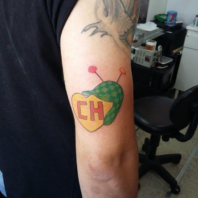 Chaves e Chapolin Obrigada pela confiança!!  #tatuagem #tattoos #tattooist #instattoo #inktattoo #tattoo #instalove #inspiration #inspirationtatoo #tattooed #tatuage #tatuagembrasil #tatuadora #tattooartist #tatuaje #tattooworld #tattoowork #tattoolovers #tattoolife #tattoobrasil #tatuados #tattooers #tattochaves #tattoochapolin #robertoboloños #chavinho #chaves #chapolincolorado #chapolin #tattooboy #tattoobraço #tattoocolor (em Black Magic Tattoo)