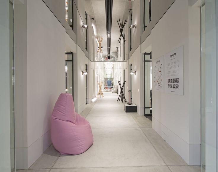 #sacco #sciangai #zanotta Organizer: Yamagiwa Corporation Venue: Yamagiwa  Tokyo Showroom Photo