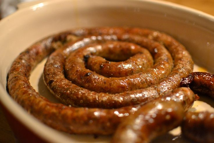Homemade Cumberland Sausages Recipe - The Doctor in the Kitchen