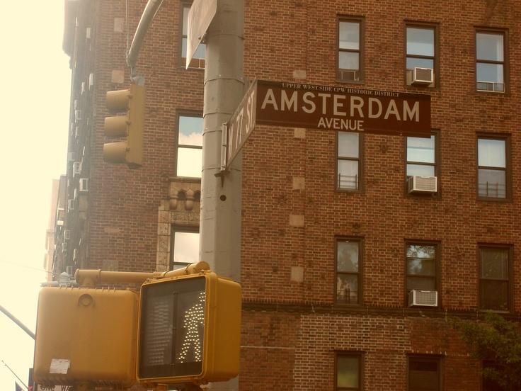 Amsterdam @ NY