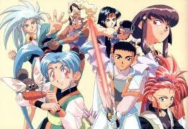 Anime Tenchi Universe
