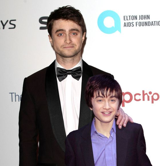 Time Travelling Daniel Radcliffe