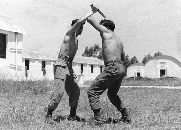 A Primer on Krav Maga: The Combative System of the Israeli Defense Forces (via @Art of Manliness)