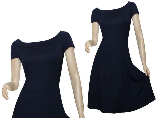 Entdecke lässige und festliche Kleider: OUTLET Kleid Gr.42 petrol NP 79 Euro made by ungiko via DaWanda.com