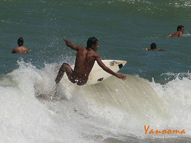 """Official Naturism Surf Championship """"Tambaba Open"""""""