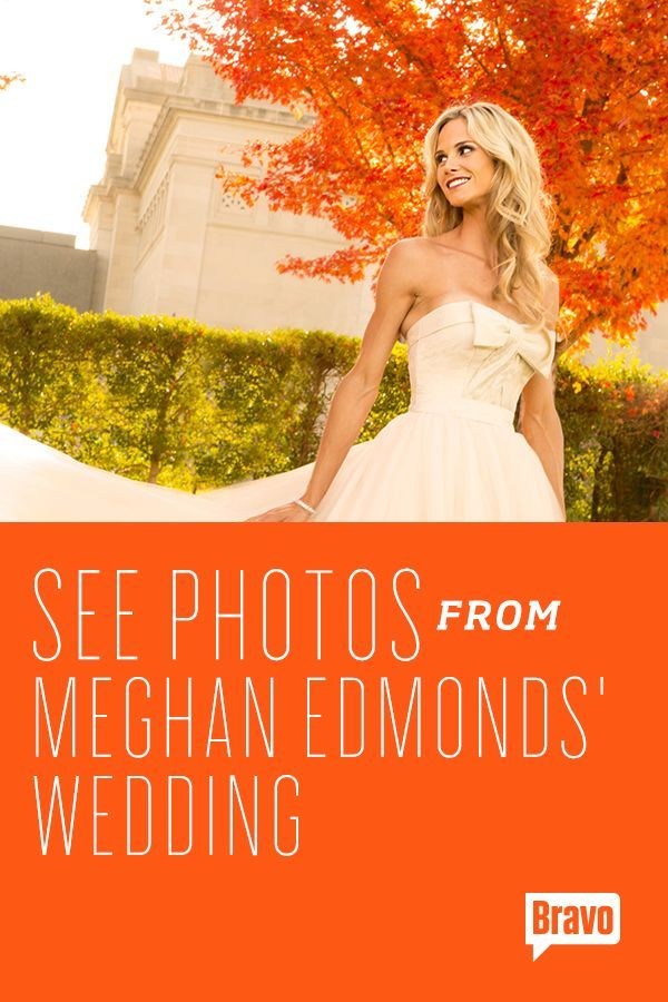 "Catch a glimpse of when OC's newest Housewife, Meghan King Edmonds said ""I do"" to Jim Edmonds."