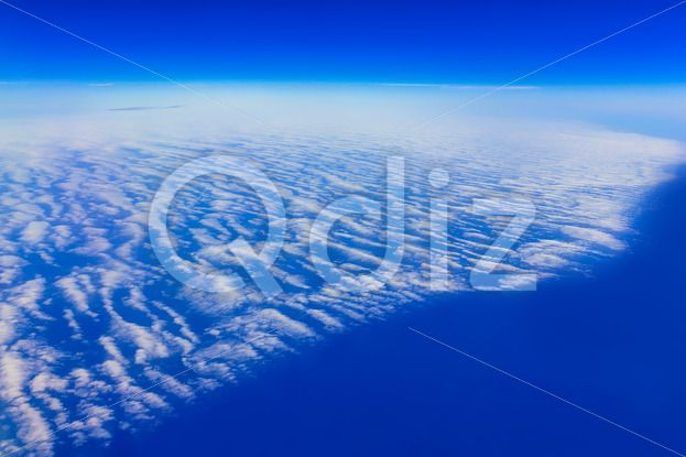 Qdiz Stock Images View on sky above clouds,  #above #aerial #air #atmosphere #background #blue #cloud #cloudscape #cloudy #color #day #flight #fly #heaven #hight #horizon #nature #ocean #over #sky #skyline #space #top #view #white
