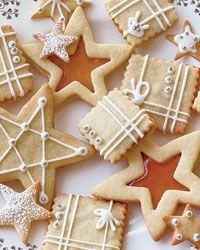 Roll-and-Cut Sugar Cookies Recipe