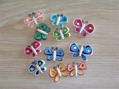 What's Up with Me...: Crafts: Quilling