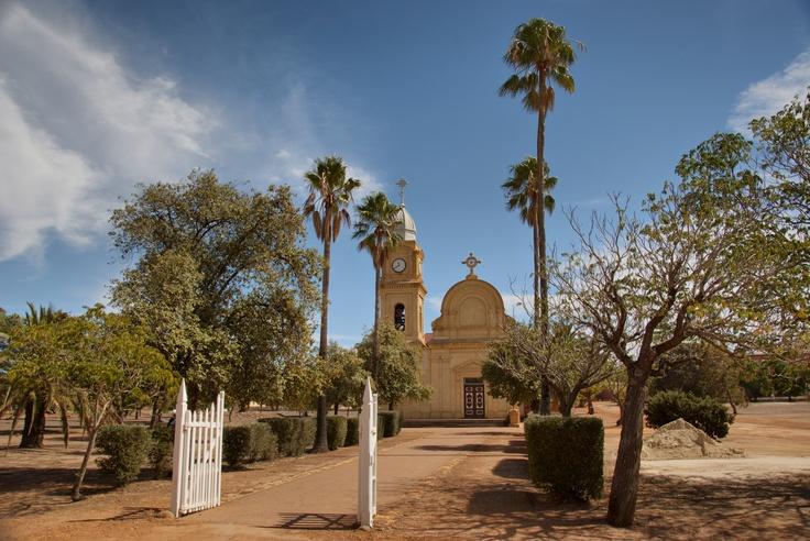 Church at New Norca, Western Australia