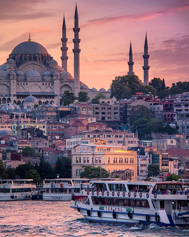This is Istanbul..