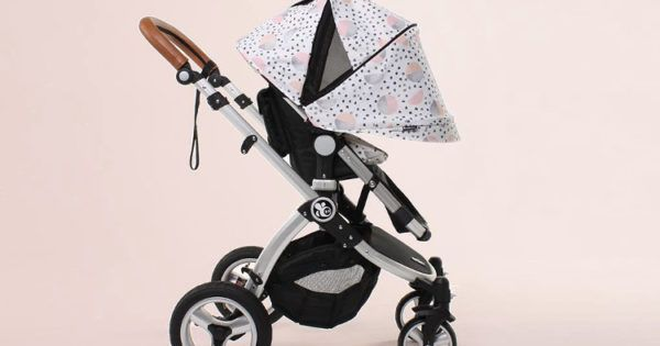 Babybee Comet plus 2 in 1 bassinet and stroller is a designer pram with all the luxe features parents want, at a price parents can afford.