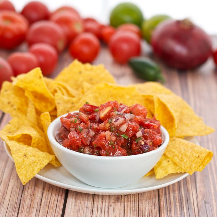 We continue onto Week 3 of College Football, which means another delicious Football bite! Today's recipe is a tailgating staple at our house-Thick and Chunky Salsa. I can't even begin t…