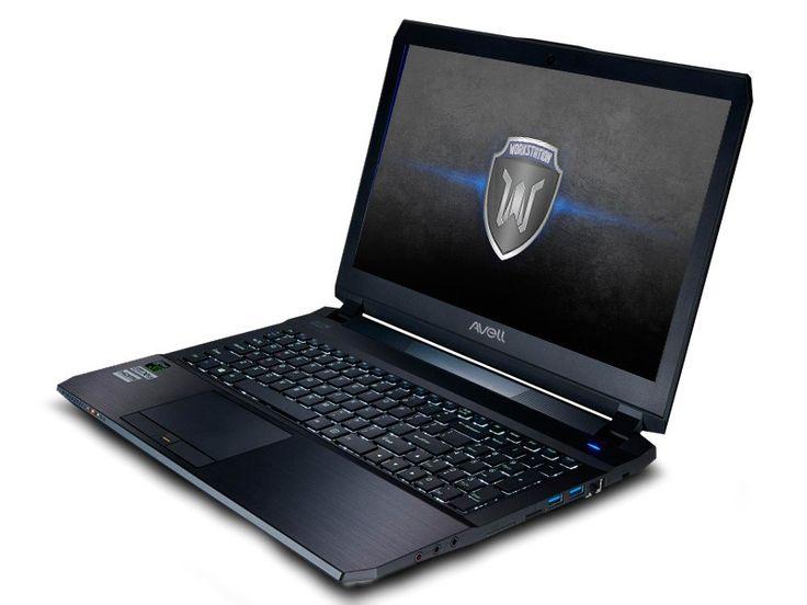Notebook para uso profissional Avell Titanium W1545 PRO CG - Um notebook workstation com GeForce GTX 980M - http://avell.com.br/titanium-w1545-pro-cg