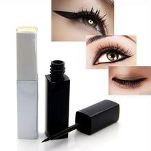 1 Pcs haute qualité noir Eyeliner liquide imperméable Make Up beauté Comestics blanc noir Tube Eye - Liner crayon un grand cadeau(China (Mainland))