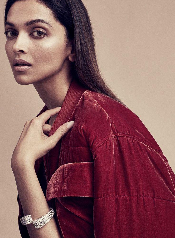 Vanity Fair August 2017 Deepika Padukone by Marcus Ohlsson