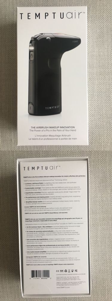 Other Makeup Tools and Accs: New! Sealed!! Cordless Temptu Air Airbrush Makeup System -> BUY IT NOW ONLY: $169.99 on eBay!