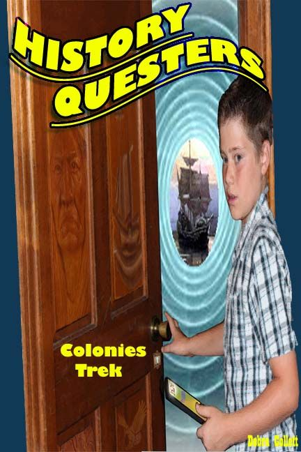 My Historical Novel about kids who time-travel to the colonial period. A great way to get kids interested in history and sneak in the state and common core learner standards at the same time. Buy it for your e-reader at Amazon or Barns and Noble, or visit The Social Studies Coach at http://www.historyquesters.com