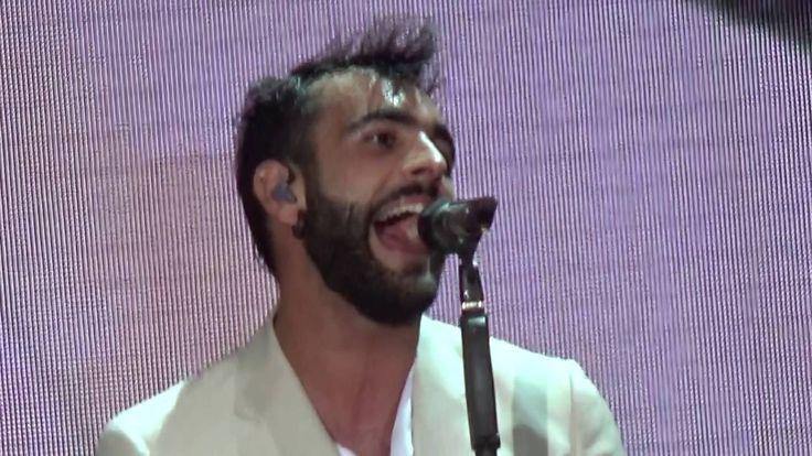 MARCO MENGONI- LUCCA SUMMER FESTIVAL 2016 - LA VALLE DEI RE