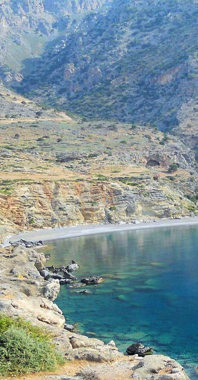 Kapetaniana area in Heraklion