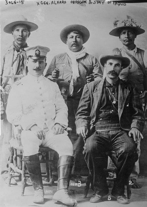 Febrero 19 de 1880  Nace Álvaro Obregón Salido en la Hacienda de Siquisiva, Navojoa, Sonora. | (Biografía) | #Memoria #Politica de #Mexico | http://memoriapoliticademexico.org/Biografias/OSA80.html