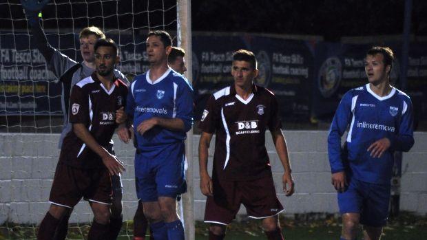 Chelmsford City beat Barking