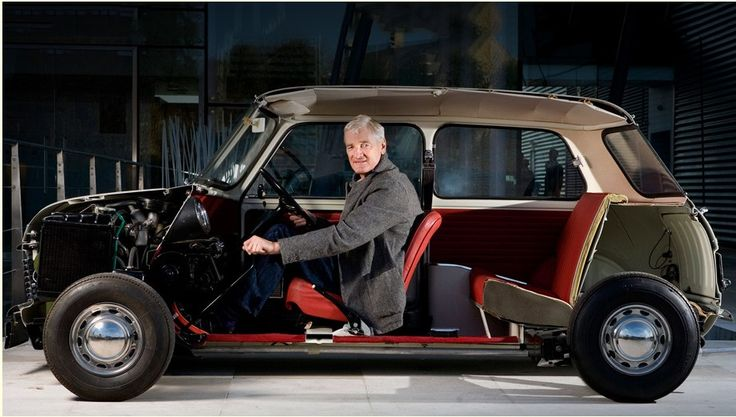 """News> Dyson build a radical electric car by 2020                                                                        """"This is not a sports car and not cheap cars, like Nissan Leaf. What we are doing is quite radical. It makes no sense to build something similar at all """", - he explained the 70-year-old innovator."""