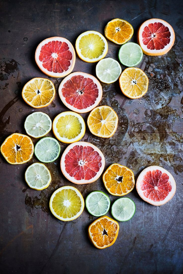 Citrus. Styling & Photography: Louise Ljung