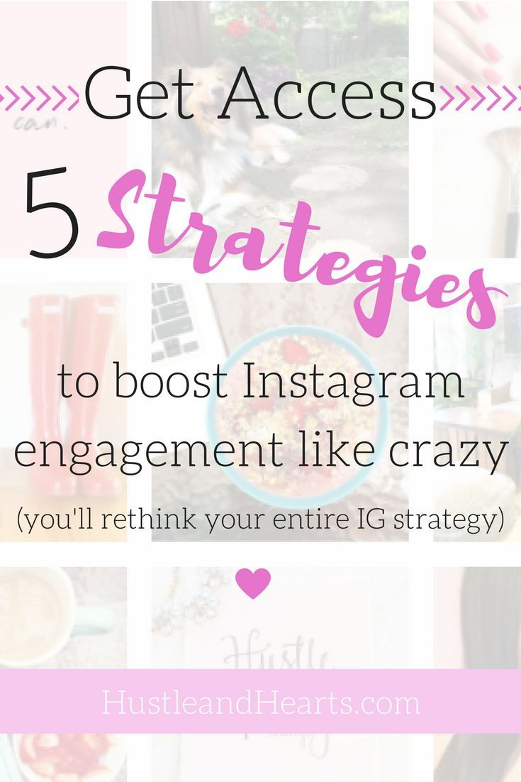 If you're struggling to get your Instagram engagement up, these are the strategies you want to try. I've used these myself and have seen a huge increase in my engagement. Give 'em a try!   Instagram engagement, Instagram growth, beat the Instagram algorhtm, social media tips