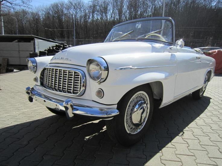 1958 Skoda 450 Roadster