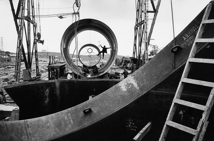 Educating the Eye: Looking Back With Marc Riboud - In conversation with Marc Riboud