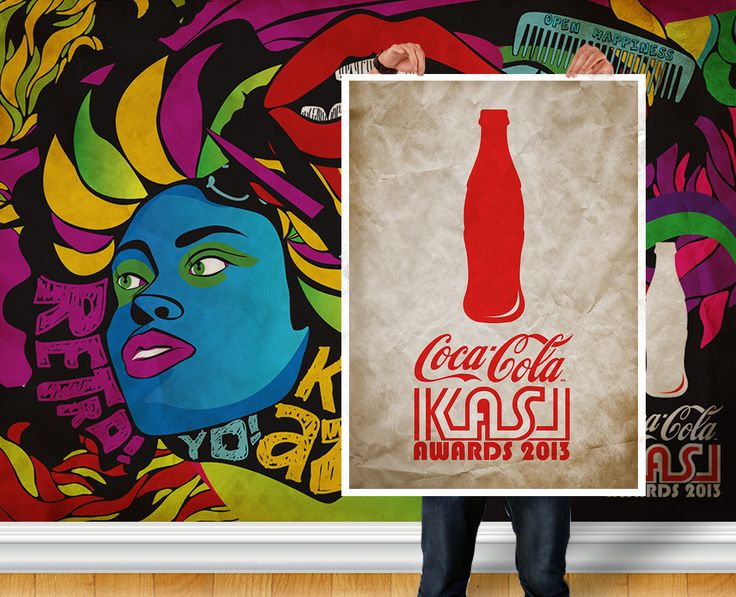 "Check out my @Behance project: ""Coca Cola Kazi Awards"" https://www.behance.net/gallery/52909291/Coca-Cola-Kazi-Awards"