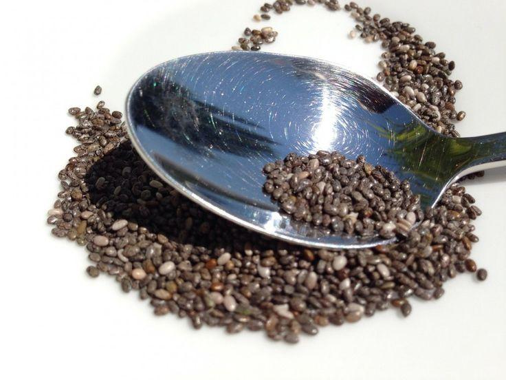 Chia – nasiona o niezwykłych właściwościach