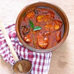 Spicy South Indian Fish Curry Try This With Salmon Its Tasty