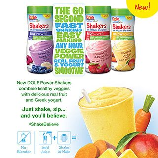 Smoothie Shakers | Dole