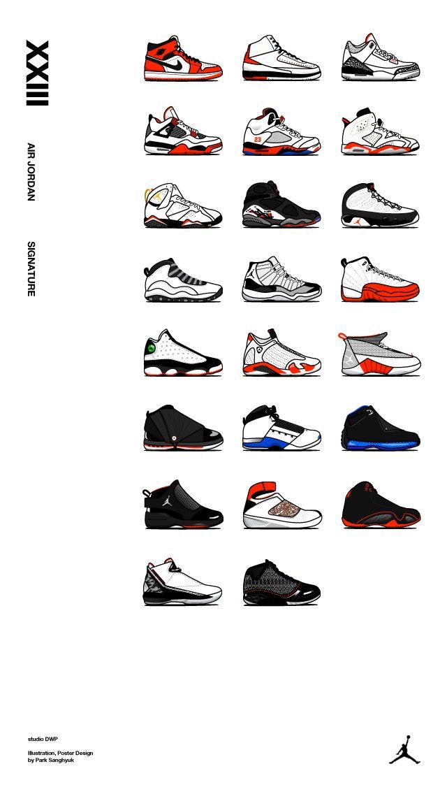 Air Jordan Poster