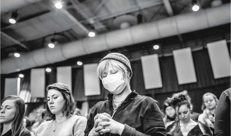 Mar 29, 2015 PHOTOGRAPHS BY MICHAEL KIRBY SMITH FOR THE NEW YORK TIMES Karly Koch, 20, worshiping in Muncie, Ind. She has a rare genetic immune disorder, and has written about her end-of-life plans.