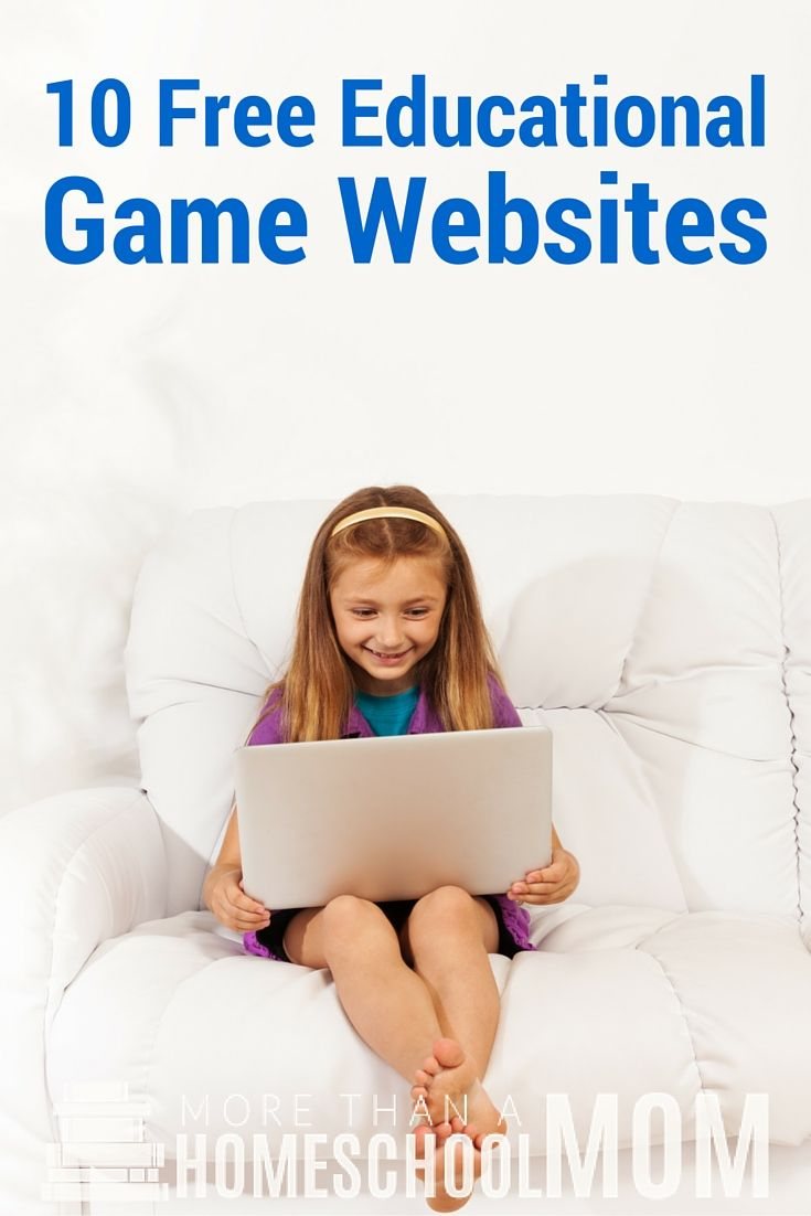 So many sites claim to have educational games but there are 10 free educational game websites I would recommend if you really want fun learning games.