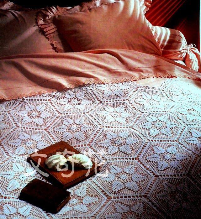 21 besten colchas Bilder auf Pinterest   Tagesdecke, Crochet afghans ...
