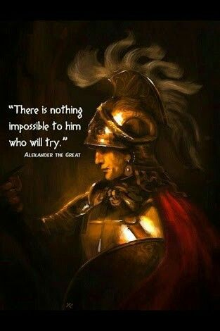 Alexander the Great Quote                                                                                                                                                                                 More