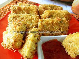 Resep Nugget Tahu - #ResepMasakan Indonesia