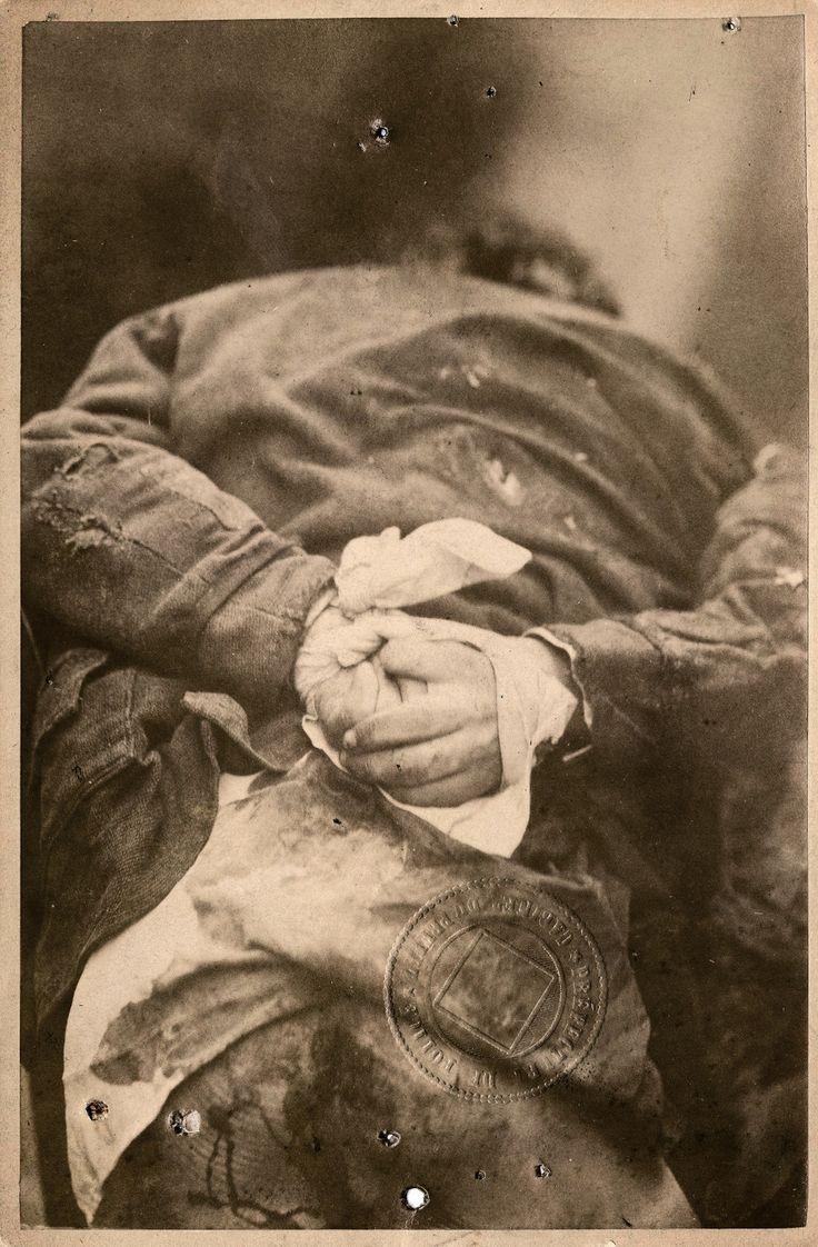 Photos from Murder Scenes in Turn-of-the-Century Paris