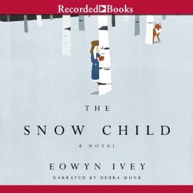 """Another must-listen from my #AudibleApp: """"The Snow Child"""" by Eowyn Ivey, narrated by Debra Monk."""