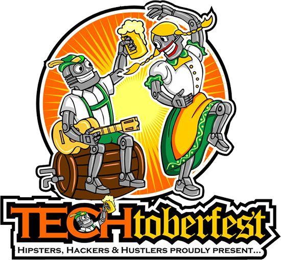 It's #TECHtoberfest time for London's Digital People! http://Techtoberfest.co.uk?utm_content=bufferac368&utm_medium=social&utm_source=pinterest.com&utm_campaign=buffer The Organiser Fri 2nd Oct from 4pm