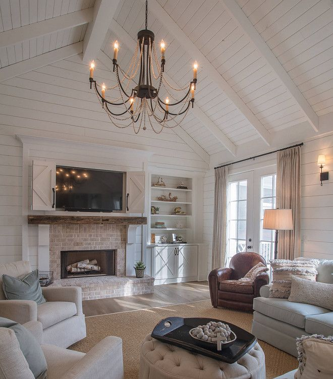 Luxury Farmhouse Interior Design: Interior Design Ideas: Modern Farmhouse Interiors (Home