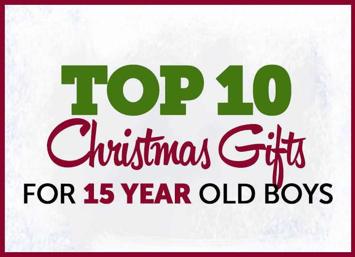 11 best Christmas Gifts: 15-yr-old Boys images on Pinterest ...