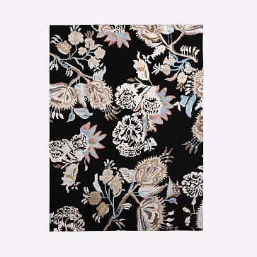 Grand Floral Rug #westelm